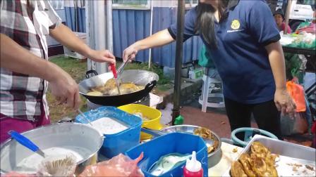 马来西亚炸虾饼