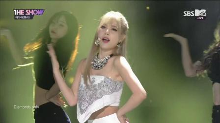 170620 T-ara居丽 - Diamond The Show现场
