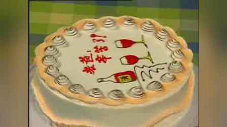 韩式裱花杯子蛋糕,3种口味哦米旗蛋糕