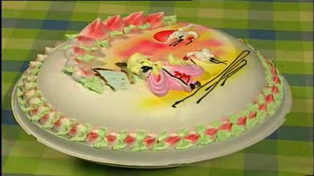 蛋糕制作装饰_蛋糕裱花- 老寿星