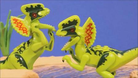 侏罗纪世界游戏的主角色 玩具,它们发出自己的声音,快来看与听。欢迎订阅!!!