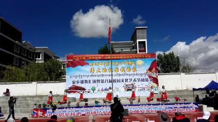 日喀则市上海实验学校小学部舞蹈〜酥油飘香