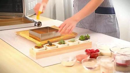 懒人蛋糕的做法大全  水果蛋糕装饰技巧
