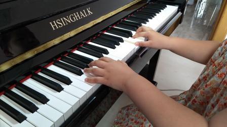 宇航钢琴弹奏《分解和弦琶音》