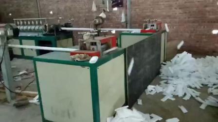 四川会理石榴发泡网套设备--龙口市同祥塑料机械厂电话15966575639