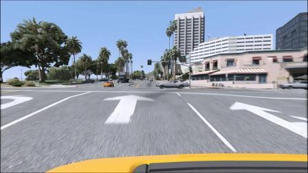 GTA5 你的画面离真实还差多少?