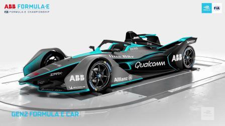 FE电动方程式 | 二代赛车360度环视