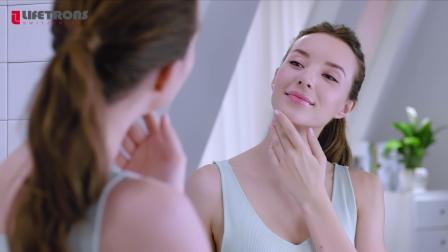 lifetrons励富创微晶紧致嫩肤仪CM-300 吸黑头去死皮美容仪