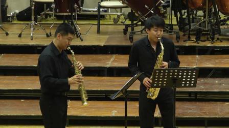 萨克斯四重奏《卡门幻想曲》---厦门萨克斯专业委员会成立专场音乐会