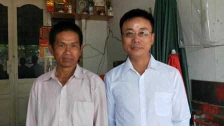 上海李阳哥国内找不到老婆,赴越南却找到美女西施新娘(二)