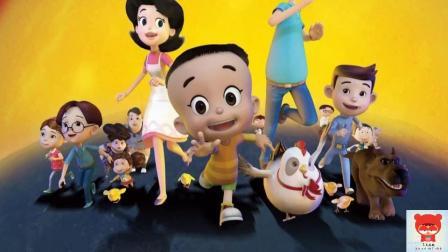 棉花糖和云朵妈妈 大头儿子和小头爸爸 大耳朵图图 可可小爱之奶酪中的青蛙2