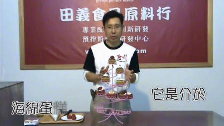 米杯子蛋糕粉(抹茶、红茶):制作补充说明◆田义