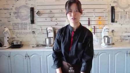 韩式裱花蛋糕图片 蛋糕玫瑰挤法视频教程 韩式豆沙裱花