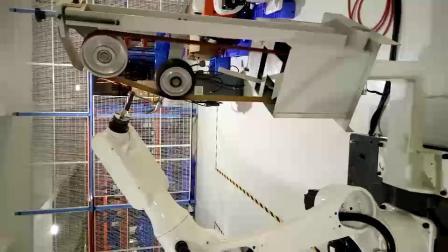 10 Robotics automation manufacturing plant,Grinding robot 13688908394