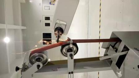 16 Grinding robot,Robotics automation manufacturing plant