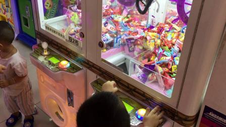 对对乱玩抓糖果机