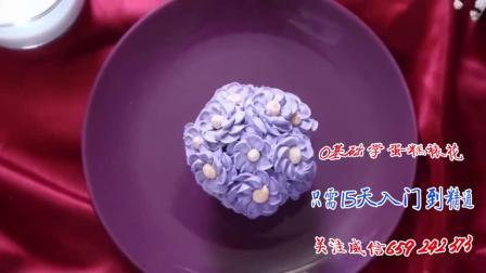 芭比蛋糕、奶油霜裱花、韩式裱花自制月饼的做法