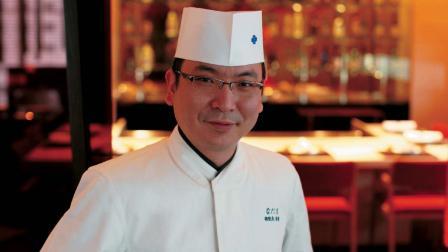 北京国贸大酒店 - 滩万日餐厅名厨招牌菜 - 火龙寿司卷制作