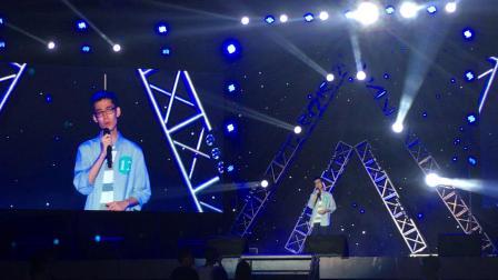 湄洲湾职业技术学院十佳歌手谢积坚离人