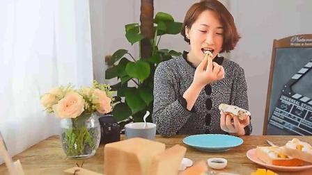 全蛋戚风蛋糕制作