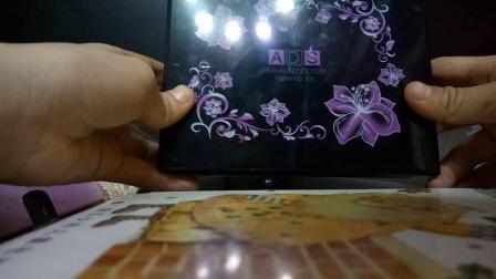 介绍化妆盒(无声视频)