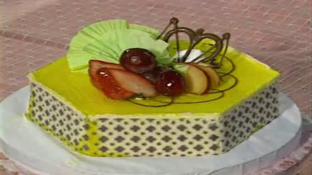 生日蛋糕裱花视频用微波炉做蛋糕