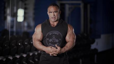 Jose Raymond:增肌训练动作建议