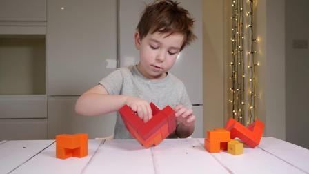 瑞士Naef  Cubicus  立方体创意积木