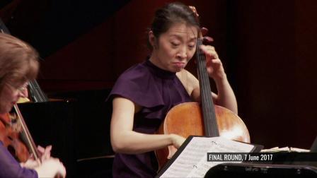 鲜于艺权 (韩国) 在范·克莱本国际钢琴比赛决赛演奏拉赫玛尼诺夫 《D小调第三钢琴协奏曲》, Op. 30