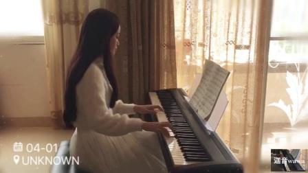 《当年情》唯美钢琴版 哥哥张_tan8.com