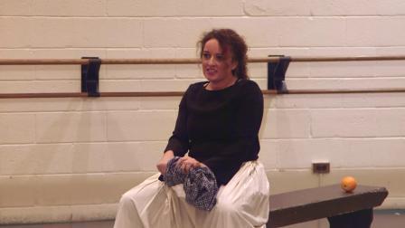 法国女中音Clémentine Margaine《哈巴涅拉》美国大都会歌剧院排练歌剧《卡门》2017年
