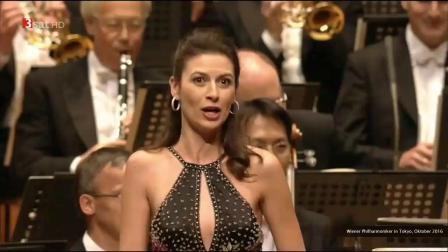 以色列女高音Chen Reiss《查尔达什》选自 约翰-施特劳斯轻歌剧《蝙蝠》2016年10月日本三里音乐厅 维也纳爱乐