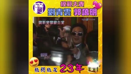 big big channel【大台寶藏】模範夫妻 劉青雲郭藹明 放閃23年!!