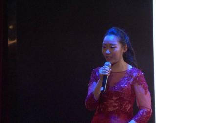郑州五中艺术节之拉丁舞表演