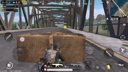 这个车魔性,永远不会掉下桥~
