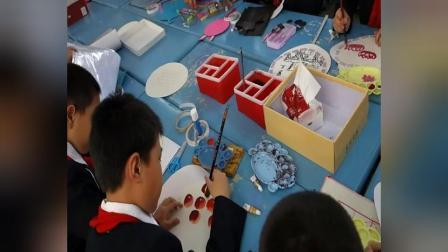 浙美版美术六年级上册8中国扇子-翁老师(配课件教案)