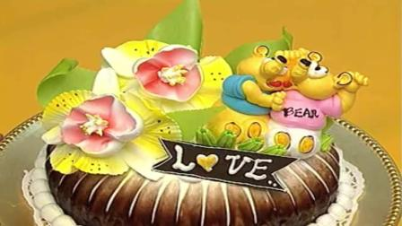 生日蛋糕视频_生日蛋糕寿桃 做法