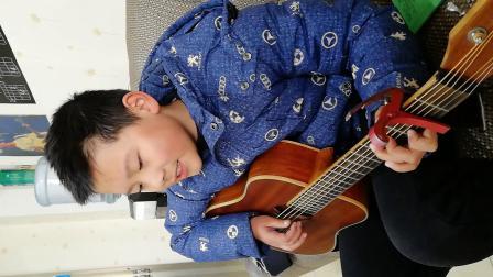 《梦中的额吉》鲁宇轩-9岁