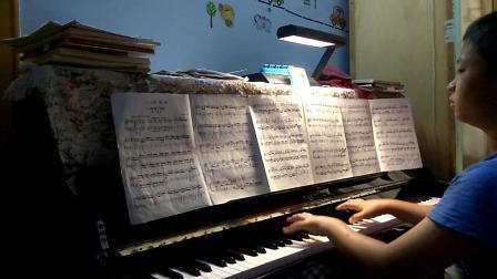 贝多芬《热情》奏鸣曲第三乐章