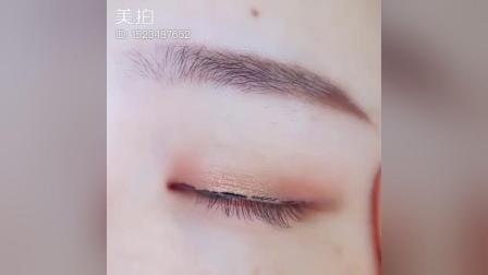 最简单的画眼线方法