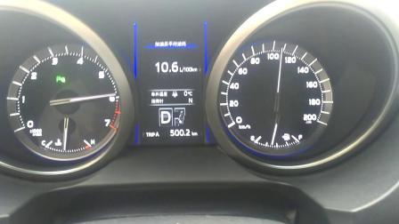 普拉多3.5加速