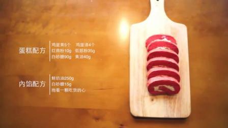 电高压锅做蛋糕翻糖玫瑰花DIY