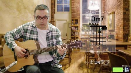 齐秦 李健《袖手旁观》吉他弹唱 大伟吉他
