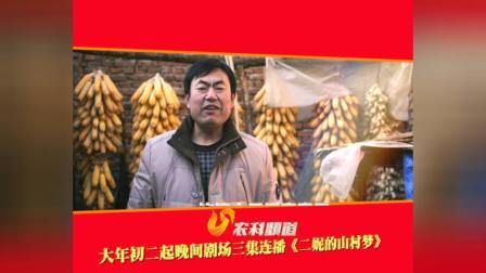 二妮的山村梦--电视剧演员刘二宝讲述捣乱使坏