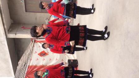 萧县毛营子教会 新年舞蹈 —主是我的唯一—