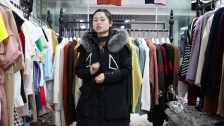 12.18-2服装批发女装批发时尚新款百搭包芯纱中长款毛衣打底外穿20件起批