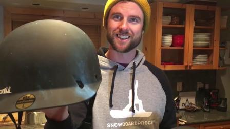 @SnowboardProCamp SANDBOX 滑雪头盔开箱测评