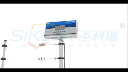 SIKERY-500 张力围栏产品安装