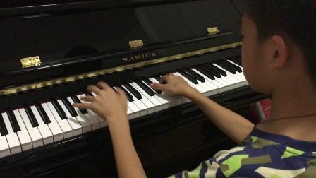 练习 钢琴 Spring 久石让 Ziv