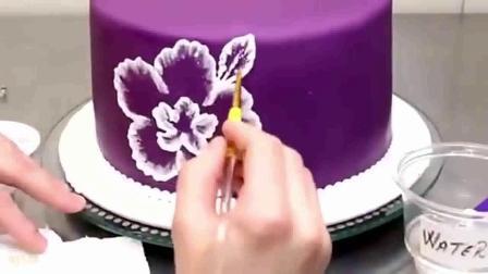 蛋糕配方 蛋糕工坊 黑森林蛋糕图片